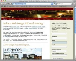 TGFI Web Design
